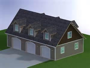 6 Car Garage Plans Medeek Design Plan No Garage4828b A6d 3