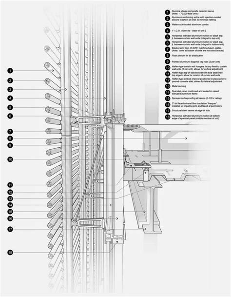 curtain wall assembly 17 best images about details on pinterest green roofs
