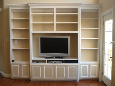 pdf diy bookcase entertainment center plans