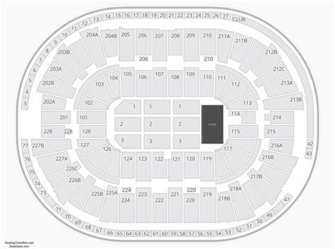 joe louis arena seating capacity joe louis arena seating chart seating charts and tickets