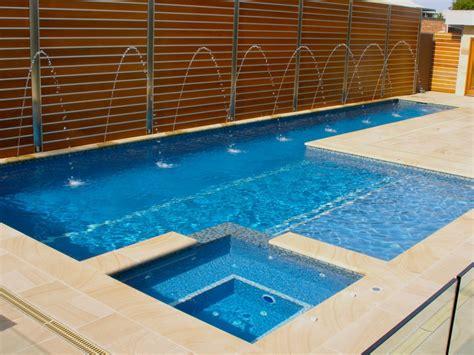 pool spa aquazone pools tiled swimming pools gallery