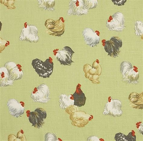 chicken pattern roller blind 37 best images about chicken fabric on pinterest fabric