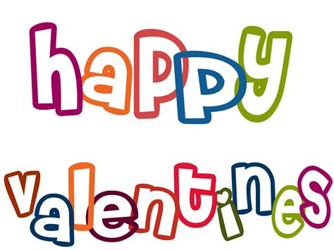 s day clip happy valentines day clipart clipartsgram