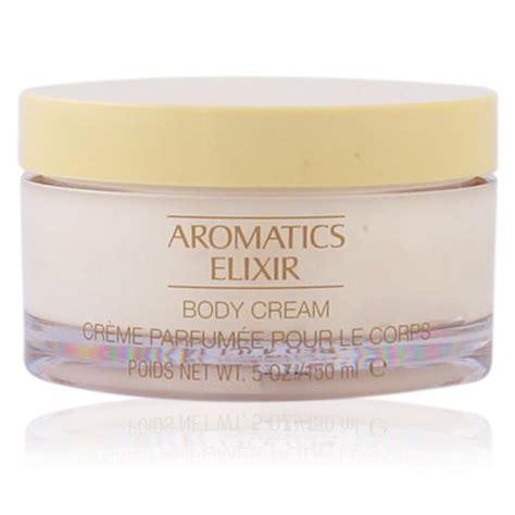 Elixir Creme clinique cosmetics aromatics elixir