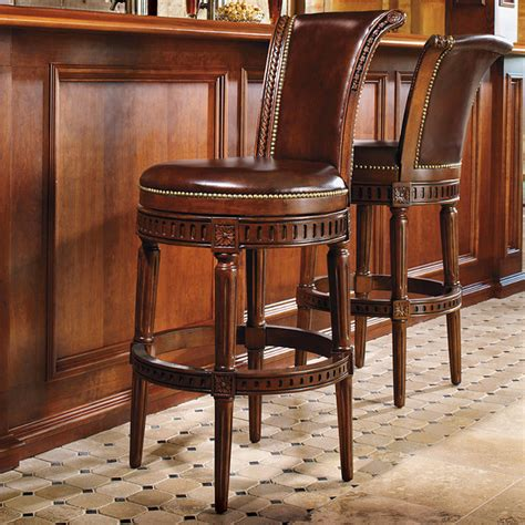 Manchester Swivel Counter Stool by Manchester Swivel Bar Height Bar Stool 30 Quot H Seat Black