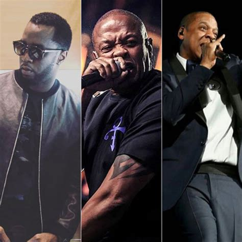 diddy illuminati diddy dr dre z richest rappers alive still way