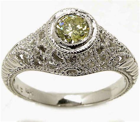 yellow diamond engagement ring tiffany for women model