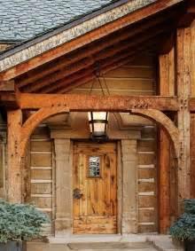 Log Cabin Front Doors Log Home Front Door Home Front Doors Timber Frame Homes And Logs