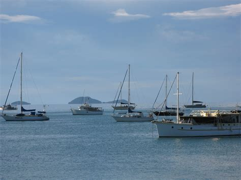 boat mooring airlie beach free stock photo 3409 pioneer bay yachts freeimageslive
