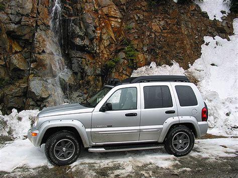 06 Jeep Liberty Renegade 2005 Jeep Liberty Pictures Cargurus