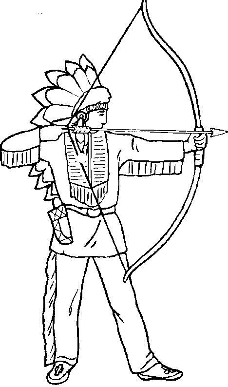 dibujos para colorear de palabras indigenas dibujo colorear indios