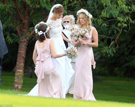 professor green millie wedding millie mackintosh and professor green s wedding arabia
