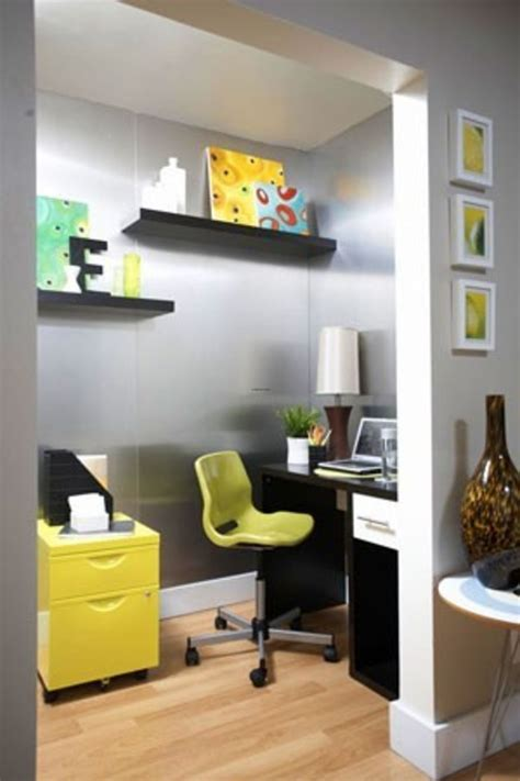 Office Design Ideas For Small Office 20 Inspiring Home Office Design Ideas For Small Spaces