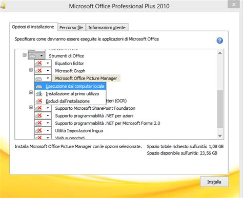 Microsoft Office Di Ibox Come Avere Microsoft Office Picture Manager Con Office 2013 E 2016 Dphoneworld Net