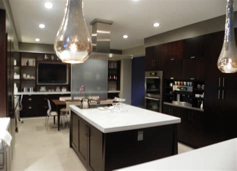 cherry kitchen backsplash modern new york by glass espresso kitchen modern kitchen new york by angela