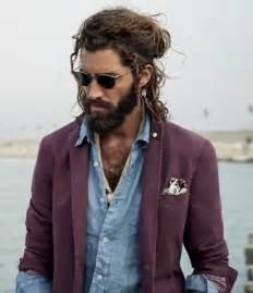 mens hippie hairstyles style tips for men who prefer bohemian style jewellery blog