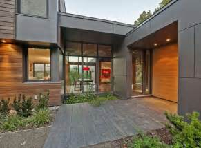 exterior design contemporary wood paneling trend home