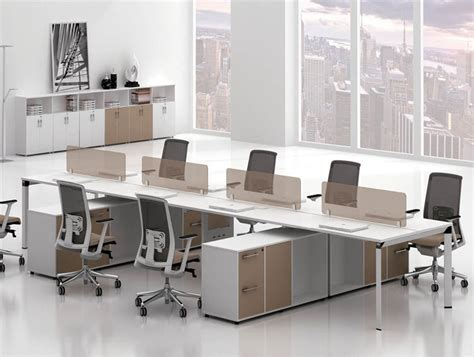 Cubical Desks by Mordern Design Sfs C Series System Office Furniture White