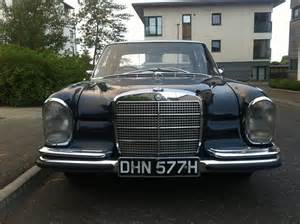 Vintage For Sale Uk 1970 Mercedes 280 For Sale Classic Cars For Sale Uk