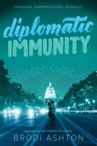 diplomatic immunity by brodi ashton reviews discussion