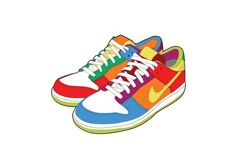 sport shoes vector sport shoes free vector stock graphics