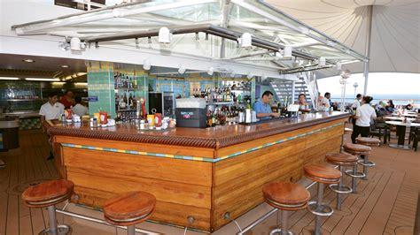 norwegian cruise open bar open bar experiment pays off for norwegian travel weekly