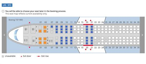 delta 737 900 seat map 737 x00 seatmap only showing 8 f seats page 4