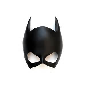 batgirl mask template batgirl leather mask batwoman black by