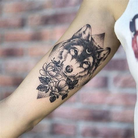cool wolf tattoos 25 cool wolf design ideas suitable for you who