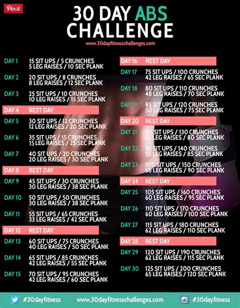 stomach 30 day challenge time to tackle my belly new 30 day challenge is here