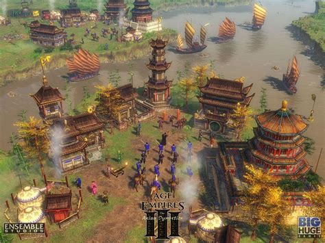 Of The Age 3 age of empires iii the asian dynasties free