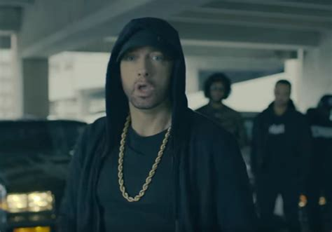 eminem quotes about trump eminem rips into trump in freestyle rap during bet hip hop