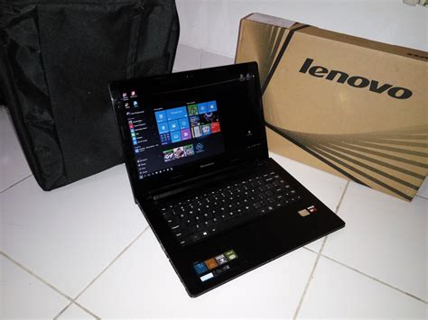 Laptop Lenovo A8 Bekas jual laptop lenovo g40 45 amd a8 6410 apu with radeon r5 graphics bekas laptop lenovo