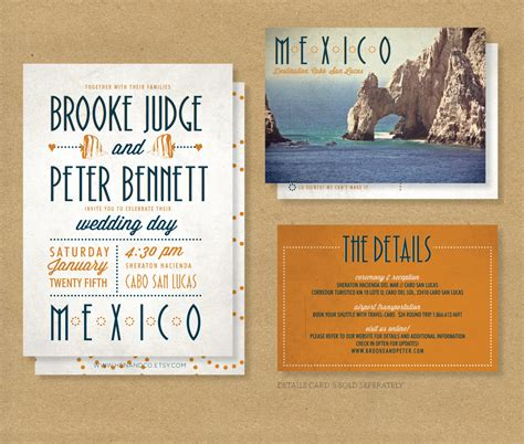 trendy destination wedding invitations impressive destination wedding invitations weddi on