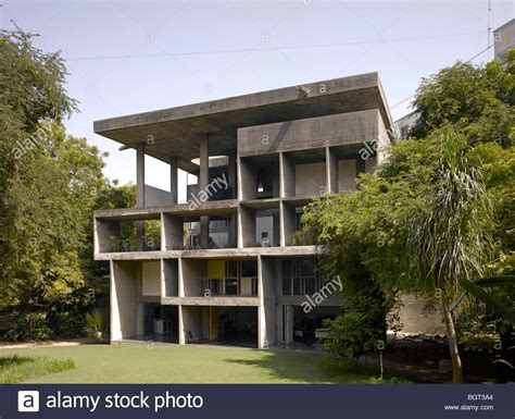 buy a house in ahmedabad the shodan house ahmedabad india le corbusier stock photo royalty free image