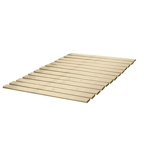 Mattress Board by Classic Brands Wooden Bed Slats Bunkie Board
