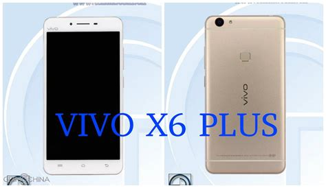 Hp Vivo X6 Plus vivo x6 and x6 plus helio x20