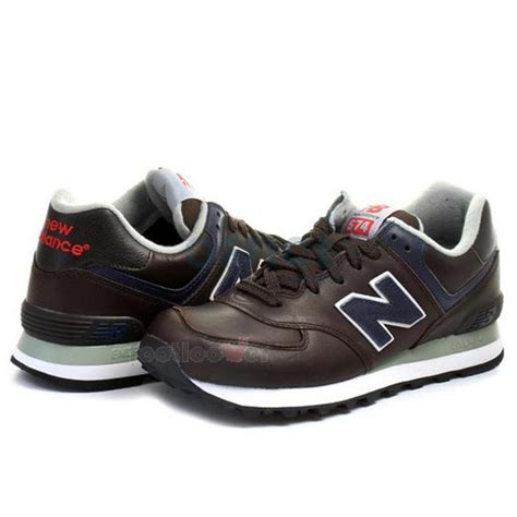 new balance leather sneakers shoes new balance 574 m574nm sneakers casual moda