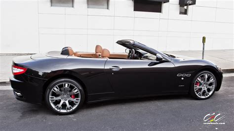 maserati black convertible cec vehicles for sale update
