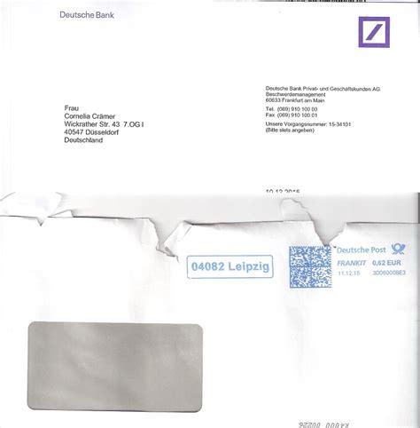 deutsche bank brief update3 deutsche bundesbank mit sepa lastschrift haben