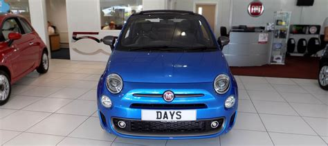 fiat days new fiat 500s south wales day s motor
