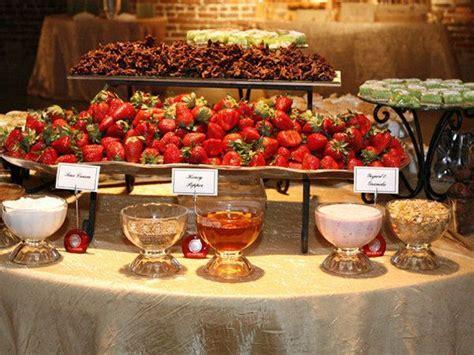 Creative Wedding Food Stations   St. Louis Wedding Insider