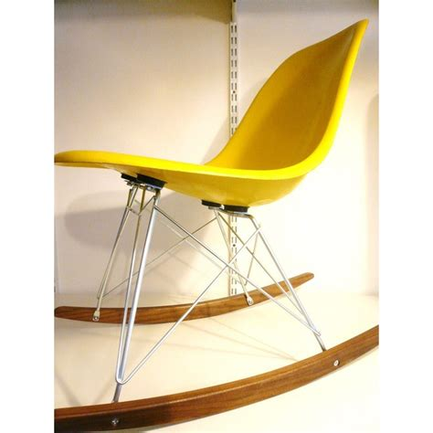 Chaise Eames Herman Miller by Chaise Rocking Chair Eames Originale Et Vintage Brillant
