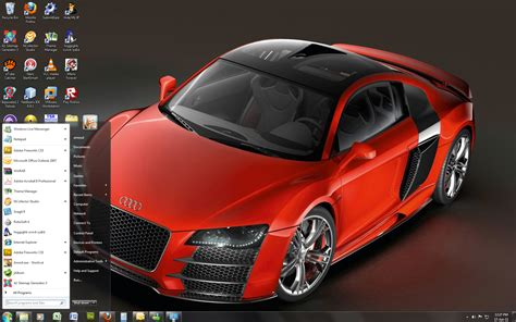 theme windows 10 audi windows 7 theme audi r8 by windowsthememanager on deviantart