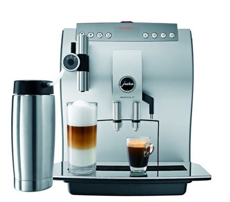 Coffee Maker Merk Jura jura impressa z7 one touch automatic coffee center review