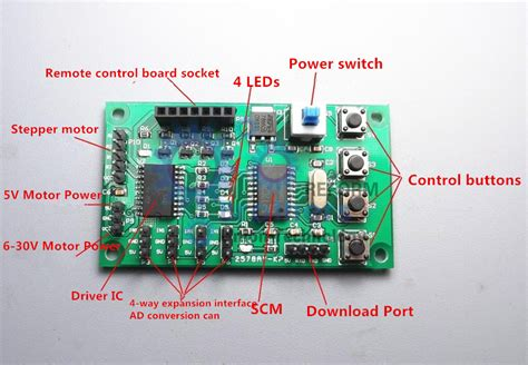 diy stepper motor controller aliexpress buy micro programmable 2 phase 4 wire 4