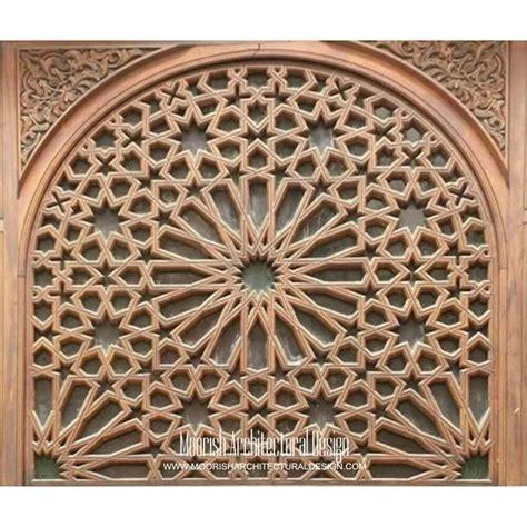 architectural woodwork moorish architectural woodwork