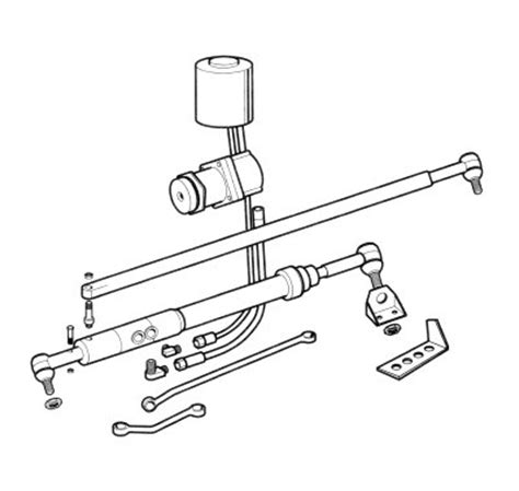 ford 5000 power steering diagram 5000 power steering kit discounted all tractor parts catalog