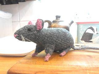 knitting pattern rat ravelry rats pattern by sara elizabeth kellner