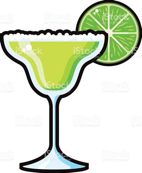 margarita clipart black and white margarita clipart clipground